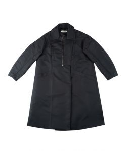 EWAREYE COAT / BLACK / S