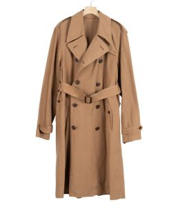 LEMAIRE Trench coat / Coconut