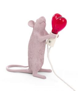 MOUSE LAMP LOVE EDITION