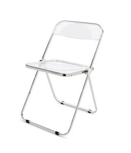 PLIA CHAIR <CLEAR>