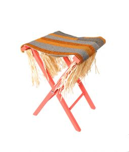 STOOL NEW EXOTIC COOL<RED>