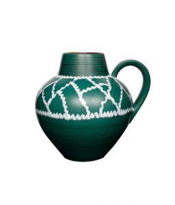 Vintage vase A Green /FAT LAVA