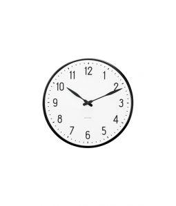 Wall Clock STATION 210mm / ArneJacobsen (アルネ・ヤコブセン)