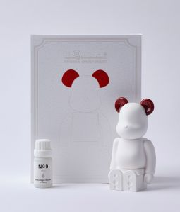 BE@RBRICK AROMA ORNAMENT No.9 Galaxy / RED
