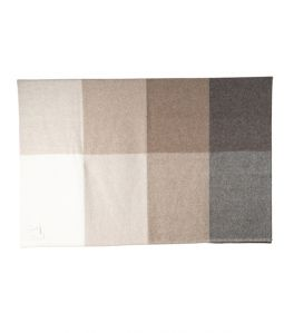 Shetland Masu Blanket / Brown