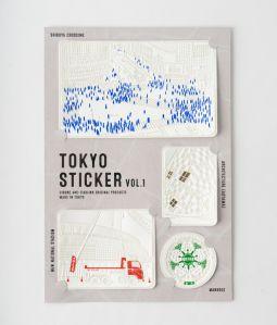Tokyo Sticker Vol.1