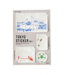 Tokyo Sticker Vol.1 / Ciaolink ( チャオリンク)