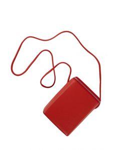 BOX SHOULDER S <Red> / Aeta