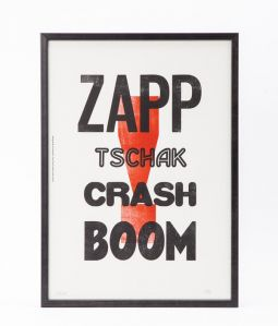 POSTER ZAPP POSTER