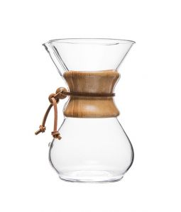 CHEMEX COFFEE MAKER 6CUPS