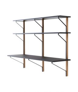 KAARI 010 WIDE SHELF WITH DESK