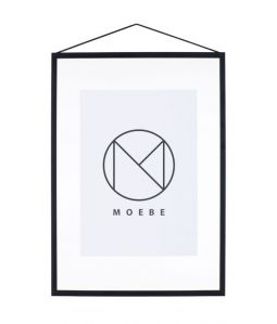 MOEBE FRAME (BLK)/A5