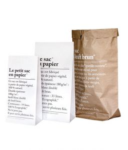 CI PAPER DUST BOX L