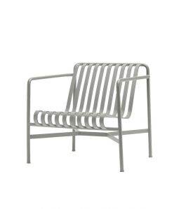 PALISSADE LOUNGE CHAIR LOW/ライトグレー
