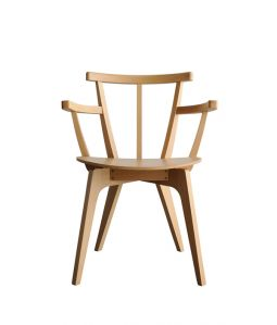 BEETLE CHAIR ARM/ホワイト