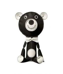 Chester Bear /Black & White