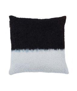 Hand Woven Boucl Cushion Cover Somewake Shibori