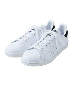 adidas originals STAN SMITH / コアブラック/24.5