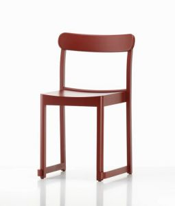 Atelier chair/ダークレッド