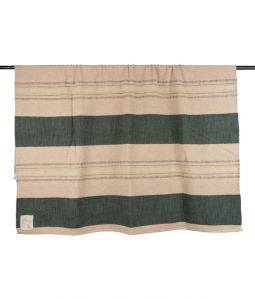 Green Border Blanket