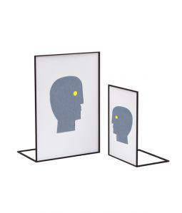左)A3、右)A4