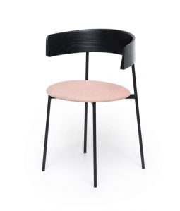 FRIDAY DINING CHAIR / With Arm/Kvadrat Hero-511