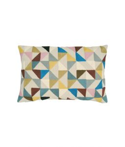 HARLEQUIN CUSHION COVER/マルチ