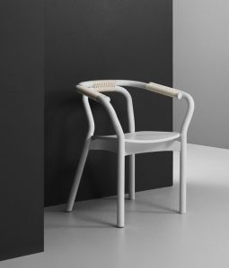 KNOT CHAIR/ホワイト