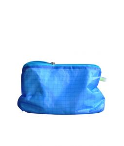 Magic Zipper Pouch / Blue / S