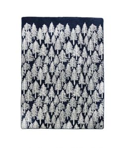 Blanket metsä L  /minä perhonen