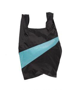 Shopping Bag M /Black & Concept /SUSAN BIJL