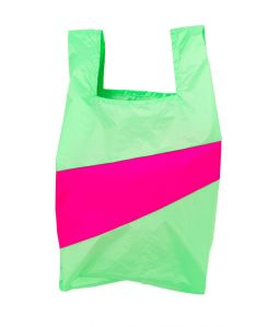 Shopping Bag L /Error & Pretty Pink /SUSAN BIJL