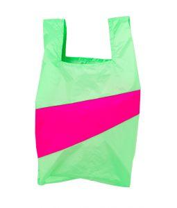 Shopping Bag L /Error & Pretty Pink /SUSAN BIJL