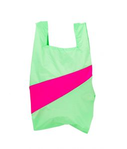 Shopping Bag M /Error & Pretty Pink /SUSAN BIJL