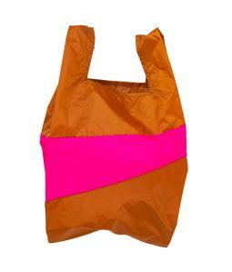 Shopping Bag L /Sample & Pretty Pink /SUSAN BIJL