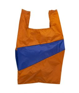 Shopping Bag L /Sample & Electric Blue /SUSAN BIJL