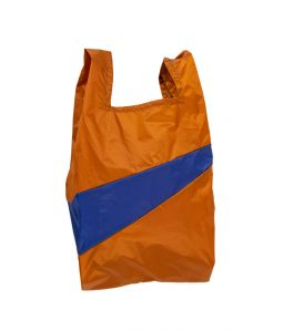Shopping Bag M /Sample & Electric Blue /SUSAN BIJL