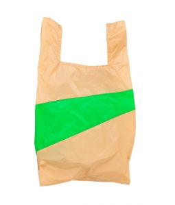Shopping Bag L /Select & Greenscreen /SUSAN BIJL