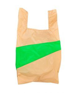Shopping Bag L /Select & Greenscreen /SUSAN BIJL