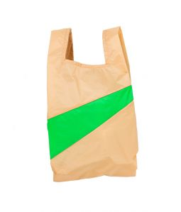 Shopping Bag M /Select & Greenscreen /SUSAN BIJL