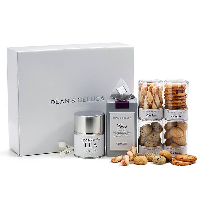 DEAN & DELUCA 焼き菓子とお茶のギフト