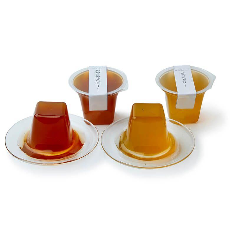 DEAN & DELUCA  日本茶ゼリー二選