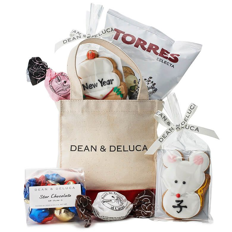 DEAN & DELUCA ニューイヤーバッグ 2020【賞味期限2020年2月7日】