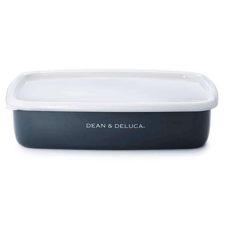【オンラインストア限定】DEAN & DELUCA ホーローコンテナ3サイズセット