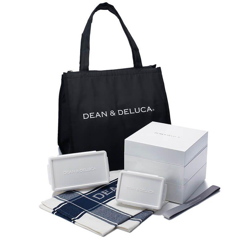 【オンラインストア限定】DEAN & DELUCA 三段重ピクニックセット