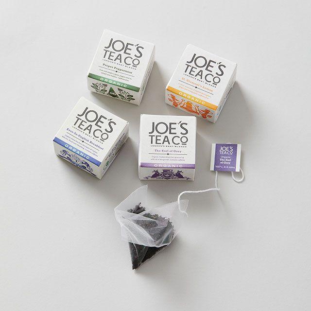 【4種SET】ティーバッグ / Joe's Tea