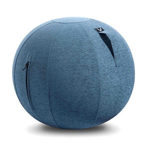 【オンライン限定】vivora シーティングボール ルーノ シェニール ブルー