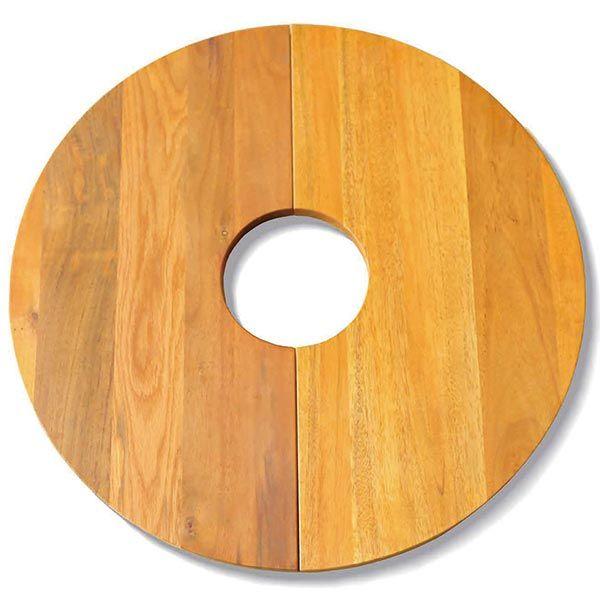 プランツテーブル サークル 60 チーク