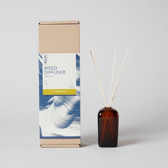 ディフューザー 100ml Lemongrass / BsaB