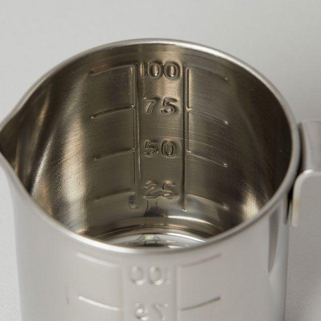 一菱金属 入れ子式メジャーカップ 100cc